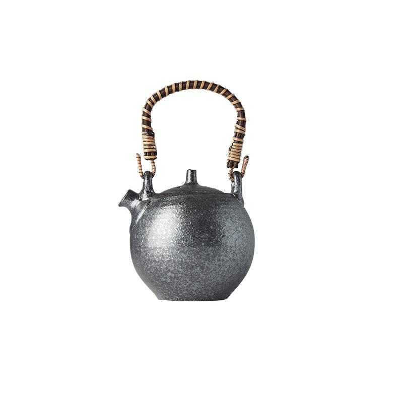 Čajová konvice se sítkem Craft Black 450 ml