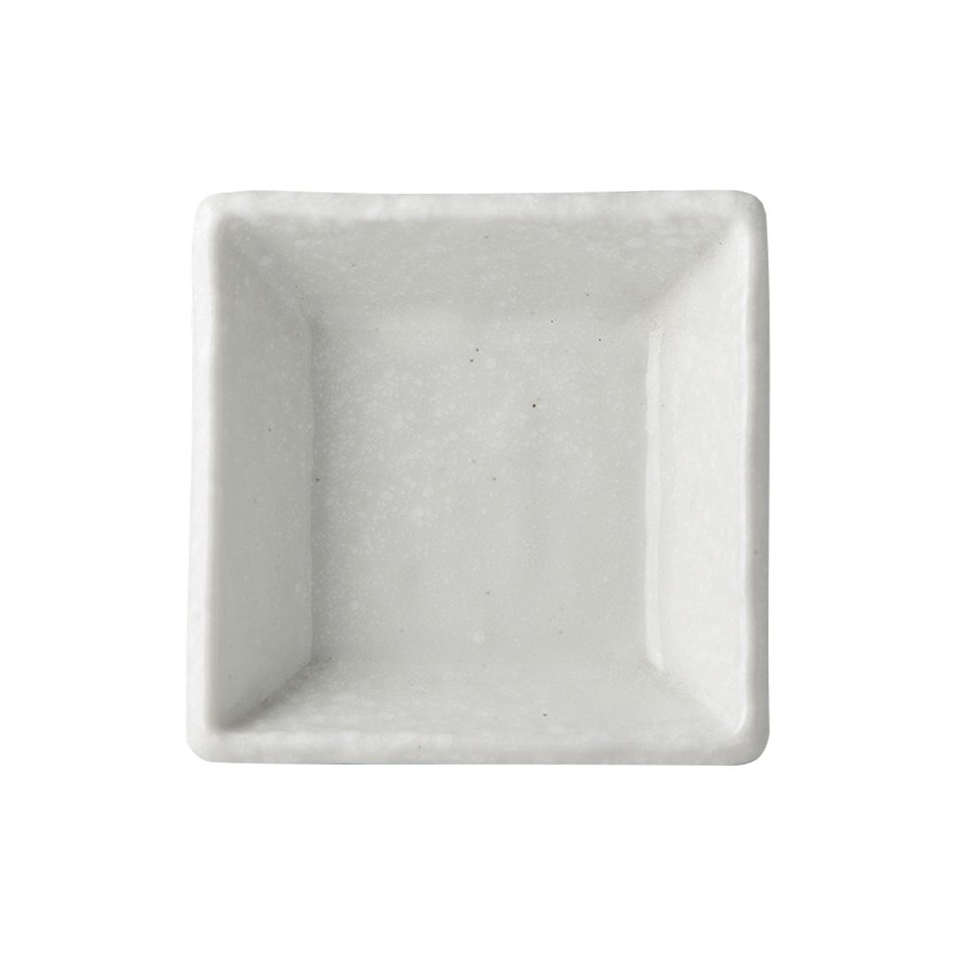 Čtvercová miska na omáčky 9 cm 110 ml