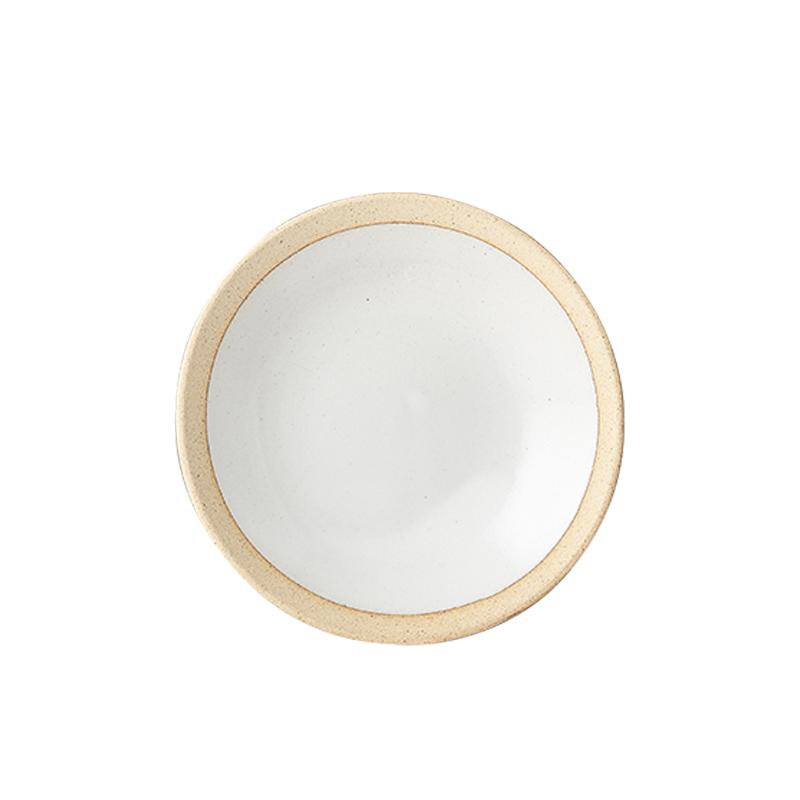Hluboký talíř 15 cm bílý
