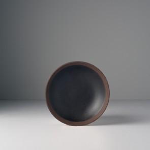 Hluboký talíř 15 cm černý