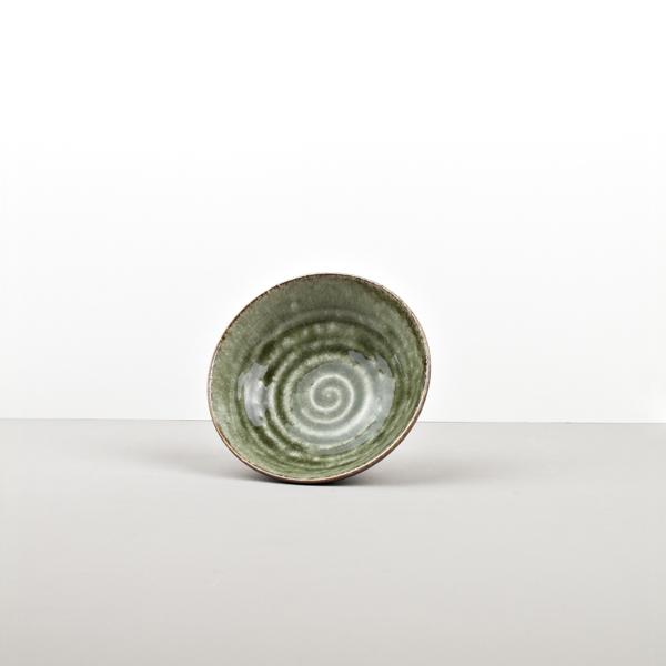 Bowl, EARTHY GREEN, 13 cm